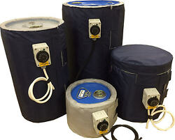Drum Heater Steel Drum Heating Jackets Available In Various Sizes
