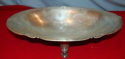 Towle Sterling Footed Bowl By  Lady Diana.40.20 Oz-c1929