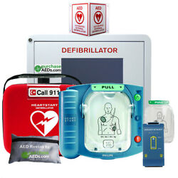 Philips Heartstart Onsite Workplace And Community Aed Bundle