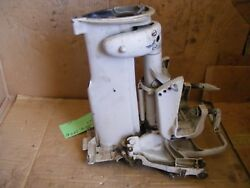 Johnson Evinrude 1960and039s Sea Horse 15-hp Midsection Fd-15-f Outboard Swivel Arm