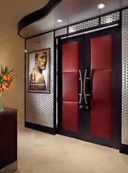 Custom Hand-Crafted Home Theater Doors by Monarch Custom Doors 64
