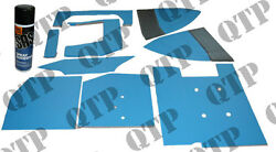 41801 Fits Ford New Holland Cab Foam Kit Ford 6610 Tw35 Suits Q Cab - Pack Of 1