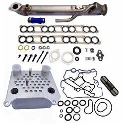 Rudy's Egr And High Flow Oil Cooler Combo For 2004.5-2007 Ford 6.0l Powerstroke