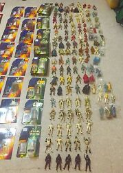 Star Wars Rare Collection In Box And Without 1995 And 1974