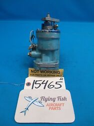 Mccauley Aircraft Propeller Governor Core For Parts Dcfs290d2/t4 15465