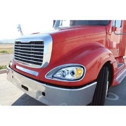 Freightliner 1996+ Columbia Projection Headlights - Driver And Passenger Side