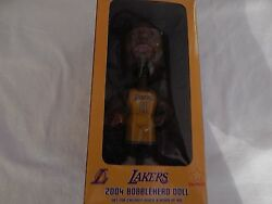 2004 Los Angeles Lakers Karl Malone Bobblehead Brand New Still In Package