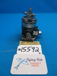 Woodward Aircraft Propeller Governor Core For Parts Model 210444 15592