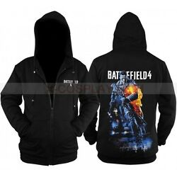 Battlefield 4 Thick Hoodie Costume New Game Christmas Gift for Fans