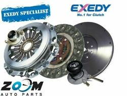 Exedy Clutch Kit Sports Organic For Commodore Ve Ss V8 Inc Hsv With New Flywheel