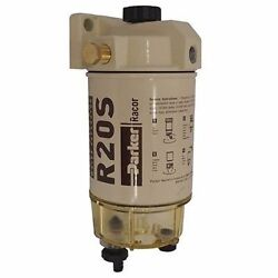 Racor Diesel Spin-on Fuel Filter/water Separator-30gph2 Micron. 230r2 Marine Md