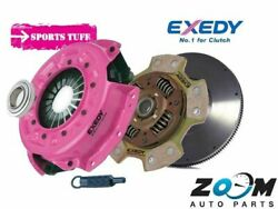 Exedy Clutch Kit Puk Button For Toyota Supra Jza80r 3.0l 2jzge And Solid Flywheel