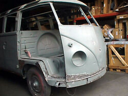 Vw Type 2 Bus Fat Lip Dog Legs 1962 An Earlier Wheel Arches Pair Left And Right