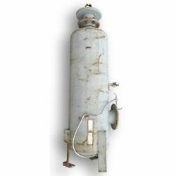 Used Burgess-manning Inc. Pd Blower Air Silencer