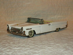 tin bandai friction 1958 lincoln