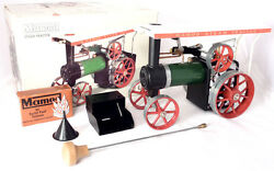 mamod toy steam engine tractor compete