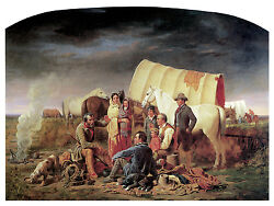1360 Camping Scene Scene Art Decoration Poster.graphics To Decorate Home Office.
