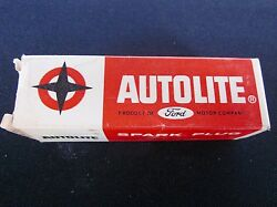 Autolite Aircraft Spark Plug Ford - Part Br8s - Ms35911-1 - 00-12405-w - New