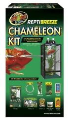 ZOO MED ReptiBreeze® Chameleon Kit Complete set up