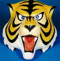 Ogawa Studio Tiger Face Cosplay Full Face Natural latex Made in Japan $81.25
