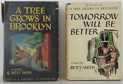 BETTY SMITH A Tree Grows in Brooklyn INSCRIBED FIRST EDITION