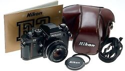 Three 3 Nikon F/3 Slr Camera Bodies Owned By Nyc Professional Photographer