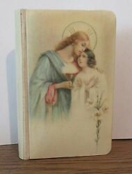 The Guide Of The Soul A Prayer Book For The Young Celluloid Cover 1924 Belgium