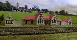 N Scale Building Kit Tenterfield Station