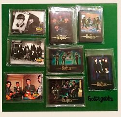 The Beatles Collection Trading Cards 1993-1996 Apple Corp. Sports Time 80pcs.