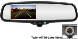 New Backup Camera And Mirror Kit For 2010-2017 Ford Transit Connect Complete Kit