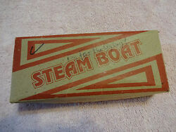 knatterboote steam boat india new mint in