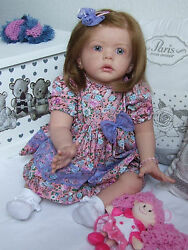 lifelike reborn toddler doll dolly