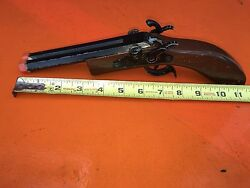 parris wood double barrel pirate cap gun