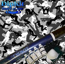 Hydrographics Hydro My Dip Kit Water Transfer Morning Wood Sexy Camo Rc-145