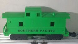 marx trains southern pacific caboose o
