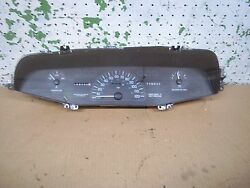 1995 Skylark Speedometer Cluster Gauges Trip 3.1l At Ac 1994 Buick W-out Tach
