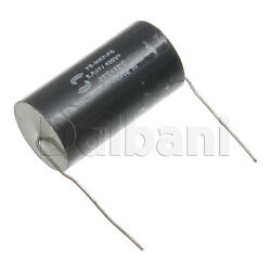 Pb-mkp-fc Metalized Polypropylene Mkp Audio Capacitor 400v 5.8uf Axial Leads