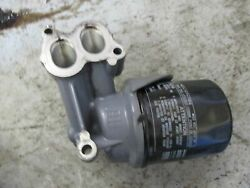 Yamaha Outboard F225 4-stroke 225 Hp Oil Filter Connector