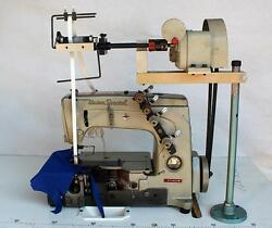 Union Special 57800b Elastic Attaching Coverstitch 3-n Industrial Sewing Machine