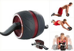 Fitness Exerciser Abdominal Ab Roller Wheel Core Workout Perfect Carver Pro Yoga