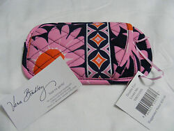 Vera Bradley LOVES ME DOUBLE EYE EYEGLASSES Sunglasses CASE to Match PURSE   NWT $39.95