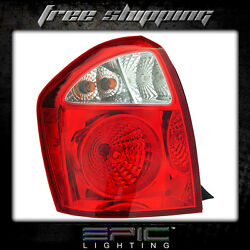 Fits 2005-09 Kia Spectra Tail Light/lamp Driver Side Left Only