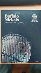 Partial Set Of Buffalo Nickels- 43 Coins, All Dates Readable Average Grades