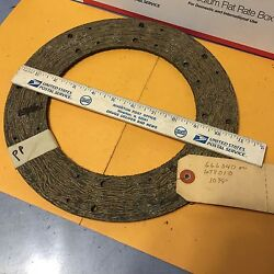 Studebaker R Other Clutch Lining 10 3/4 Inch Pn 678010. Item 2526