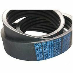 Dandd Power Drive 8vk4000/10 Made With Kevlar Banded Belt 1 X 400in Oc 10 Band