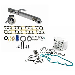 Rudy's Updated Egr Cooler Oil Cooler Intake Gaskets For Ford 6.0l Powerstroke