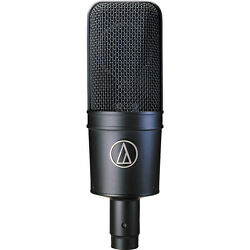Audio-Technica AT4033CL Cardioid Condenser Microphone with Shock Mount