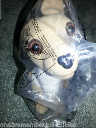 1998 Taco Bell Applause Talking Chihuahua Dog Plush Toy How Cool Is This New Vtg
