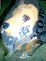 Taco Bell Applause Talking Chihuahua Dog 1998 Plush Toy Here Lizard Lizard New