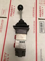 NEW CARLISLE BRAKING SYSTEMS 62110690 HYDRAULIC LINE MOUNTED CONTROL VALVE
